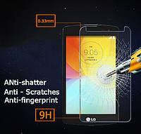 Защитное стекло для LG L Fino Dual D295, фото 1