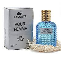 LACOSTE Pour Femme TESTER VIP, женский, 60 мл