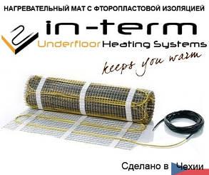 Теплый пол без стяжки In-therm mat 2790 вт / 13,9 м2, фото 2