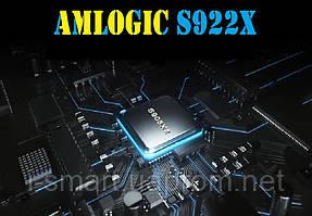 Новые процессоры на AMLOGIC Amlogic S922X