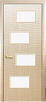 """Межкомнатные двери Фортис De Luxe """"Сахара 4 S"""""""