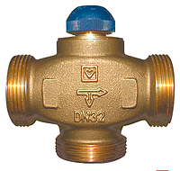 """Трехходовый термостатический клапан Herz CALIS-TS-RD DN32 1 1/4""""(1776141)"""