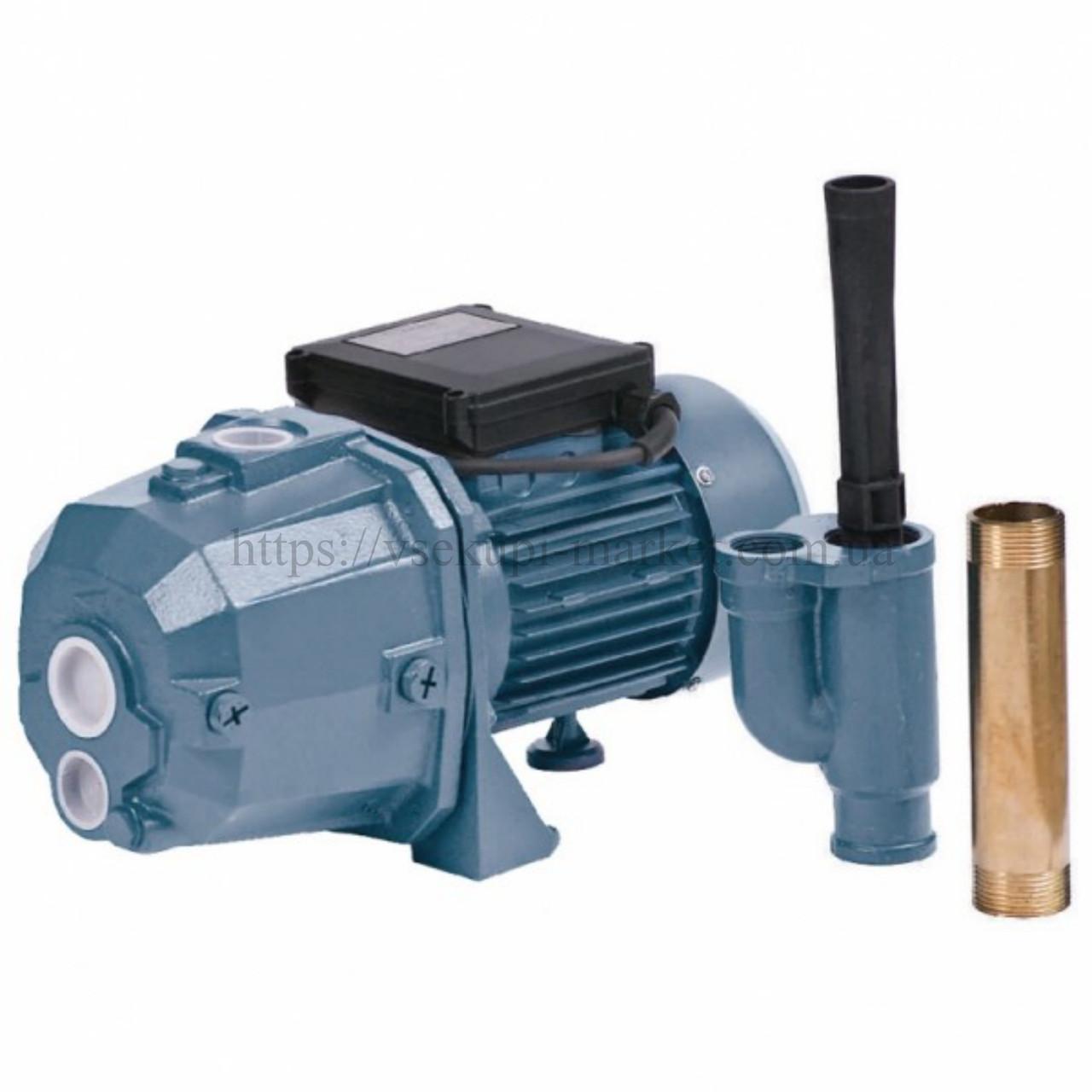Поверхностный насос Насосы+ DP 750A + эжектор