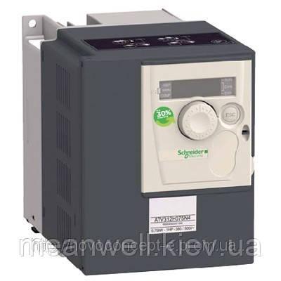 Частотные преобразователи Schneider Altivar 312 ATV312H075N4 0.75 кВт