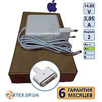 Зарядное устройство для ноутбука Apple T MagSafe 2 3,05А 14,85V класс A+ (AC-вилка в подарок) нов