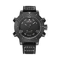 Часы Weide All Black WH6103B-1C WH6103B-1C, КОД: 116233