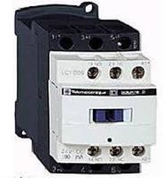 LC1D25BD Контактор Schneider Electric telemecanique (телемеканик), 3Р,25A,НО+НЗ,24VDC