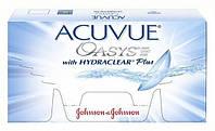 Контактные линзы Acuvue Oasys (2 уп.)