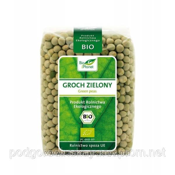 """Горох зеленый органический """"Bio Planet"""", 400гр"""