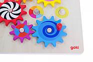 Goki Розвиваюча гра Пізнавальні шестерні, фото 4