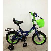 """Велосипед 12"""" дюймов 2-х колёсный G-12099 """"CORSO"""