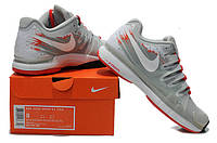 Кроссовки для тенниса Nike Vapor 9.5 серые