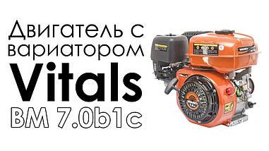 Двигун Vitals BM 7.0b1c