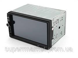 """Car MP5 7018B 180W  4*45W , Bluetooth автомагнитола, 2DIN сенсорный экран 7"""" камера заднего вида, фото 3"""