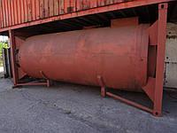 20 футовый контейнер-цистерна, биметал, сталь