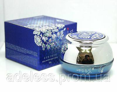 Увлажняющий крем с Растительной Плацентой Yedam Yun Bit Yun Jin Gyeol Aqua Water Drop Cream, 50мл