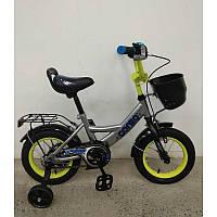 """Велосипед 12"""" дюймов 2-х колёсный G-12793 """"CORSO"""
