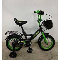 """Велосипед 12"""" дюймов 2-х колёсный G-12933 """"CORSO"""