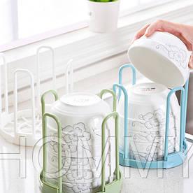 Подставка для небольших тарелок, салатниц, чашек. Сушилка для посуды