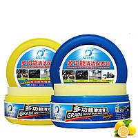 Многофункциональный крем для очистки мебели, стекла, обуви и пр., 330мл