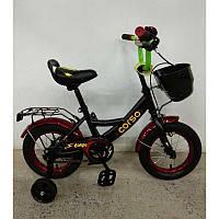 """Велосипед 12"""" дюймов 2-х колёсный G-12172 """"CORSO"""