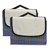 """Коврик - """"сумка"""" для пикника и пляжа 150x150 см"""
