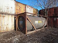 Контейнер-цистерна, 20 футовый, сталь, утепленный