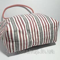 Пляжная сумка текстильная, фото 3
