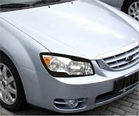 Защита фар Kia Cerato (2004-2006-г.в.Spirit)