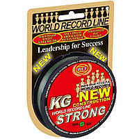 Шнур WFT KG New Strong Green 0,39m 300m 67kg