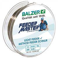 Леска Balzer Feedermaster Light Feeder/Method Feeder Line 0.25мм 200м  7,2кг