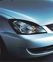 Защита фар Mitsubishi Lancer IX (2003-2007-г.в.Spirit)