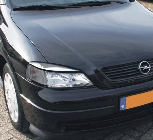 Защита фар Opel Astra G Classic (1998-г.в.Spirit)