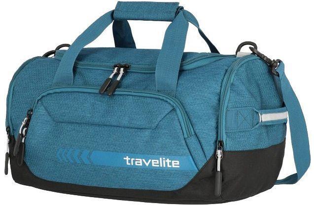 Дорожная сумка Travelite KICK OFF 69 TL006913-22, 23л, синий
