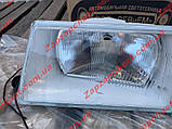 Фара Ваз 2108 2109 21099 левая белый поворотник пр-во Россия, фото 3