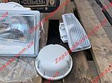 Фара Ваз 2108 2109 21099 левая белый поворотник пр-во Россия, фото 7