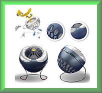 Пастка комах MO-EL Moon 3688 з вентилятором (Італія)