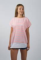 Пляжная туника Barine White Imbat Shirt papaya L/XL