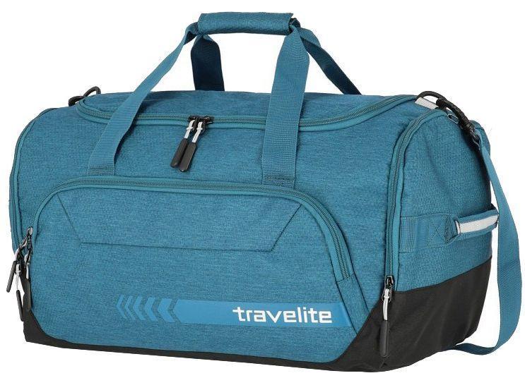 Дорожная сумка Travelite KICK OFF 69 TL006914-22, 45л, синий