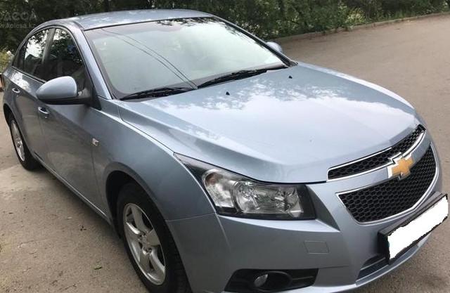 Шевроле Круз/Chevrolet Cruze