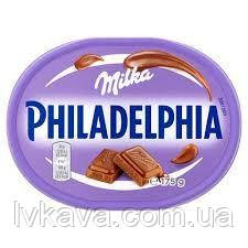 Сыр сливочный Philadelphia Milka , 175 гр