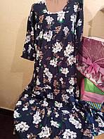 Женское летние платье 54-60 рр