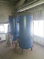 Ресивер воздушный БУ на 900 литров 45 бар для компрессора
