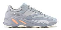 Женские кроссовки Adidas Yeezy Boost 700 Inertia РЕПЛИКА ААА, фото 1
