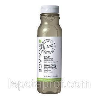 Шампунь для объема тонких волос Matrix BIOALGE R.A.W. Uplift Shampoo  325 ml