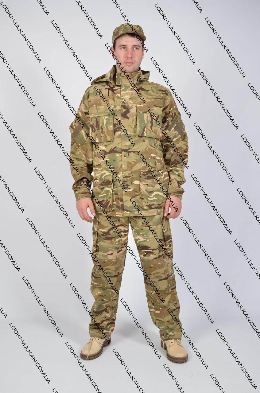 Костюм военных: мультикам (защитный камуфляж)
