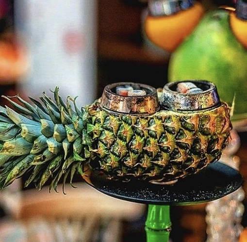 Кальян на ананасе, как сделать: пошаговая инструкция