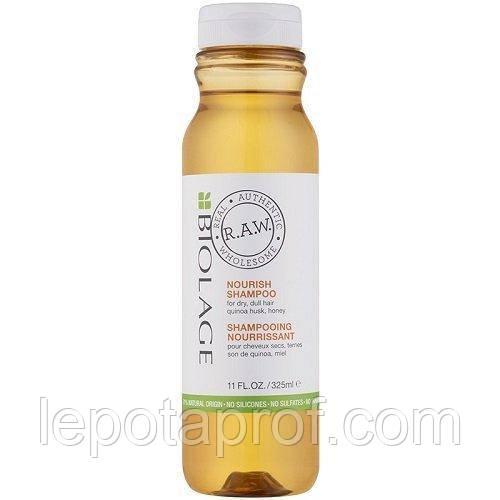 Шампунь для сухих волос Matrix BIOLAGE R.A.W. NOURISH   325 ml