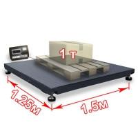 Весы платформенные 1.25х1.5
