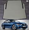 Коврик багажника BMW 3 F30 '12-19. Автоковрики EVA